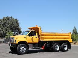 dump trucks for sale in ca