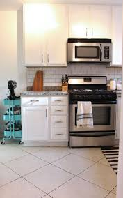 White Cabinet Kitchen Design Ideas Best 20 Small Condo Kitchen Ideas On Pinterest Small Condo