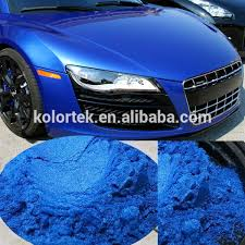 metallic pearlescent candy car paint color pigment manufacturer