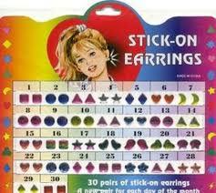 90 s earrings stick on earrings 90s popsugar photo 223