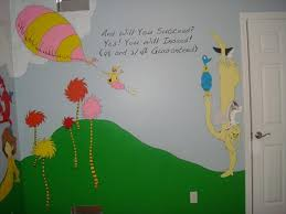 Dr Seuss Kids Room by 119 Best Kiddo Book Themed Room Images On Pinterest Baby Rooms
