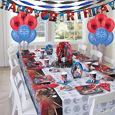 star wars birthday party ideas party city