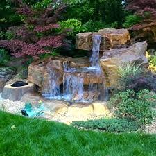 Backyard Water Feature Ideas Landscape Water Features Waterfalls Outdoor Water Features Diy