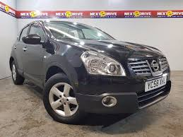 nissan dualis 2008 used nissan qashqai hatchback 2 0 dci acenta 4wd 5dr in newcastle