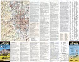 Colorado Game Unit Map by Colorado Recreation Map Benchmark Maps 9780783499062 Amazon Com