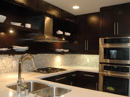 stainless steel kitchen backsplash ideas kitchen backsplash ideas with cherry cabinets stainless steel