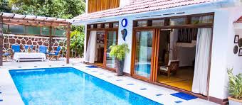 Anchorage Swimming Pools 4 Bedroom Royal Pool Villa In Goa Four Bedroom Royal