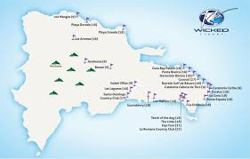 Where Is Punta Cana On The World Map by Golf Vacation Dominican Republic Dominican Expert
