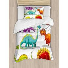 dinosaur bedding queen wayfair