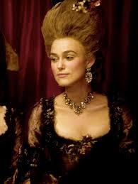 duchess halloween costume keira knightley as georgiana cavendish duchess of devonshire in