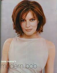 short crown layered shag long haircut medium cuts rene russo bobs and layered hairstyle