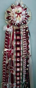 homecoming corsages homecoming mums that time of year again vintage scrapping