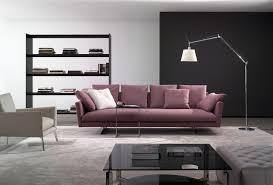Purple Corner Sofas Corner Sofa Contemporary Fabric 5 Seater Menfis By J U0026d