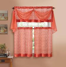Orange Kitchen Curtains Sale Most Beautiful Kitchen Curtains In St Maarten Penny U0027s
