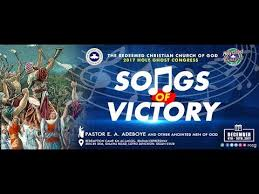 holy ghost congress 2017 songs of victory thanksgiving service