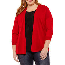 sleeve sweater plus size sweaters shop jcpenney save enjoy free shipping