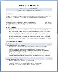 Monster Com Resume Templates New Lpn Resume Samples