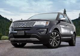 Ford Explorer Lease - 2017 ford explorer los angeles galpin ford