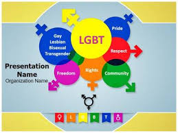 lgbt powerpoint template is one of the best powerpoint templates