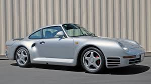 porsche 959 with over 100 000 in maintenance likely to fetch over