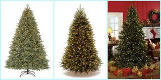 buy brown christmas tree pencil prelit tree collage tips on buying pre lit christmas