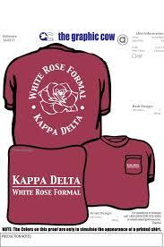 rose theme alpha 3 kd white rose formal kd tshirts pinterest kappa