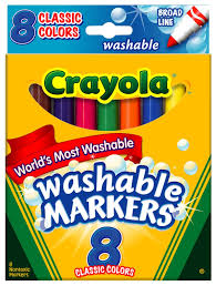 buy crayola u0026 kids markers in non toxic colors for hours of fun