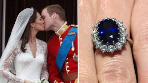 kate engagement ring blinged out engagement rings by the numbers entertainment