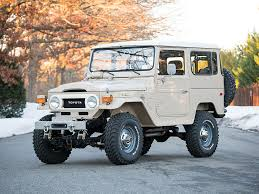 land cruiser vintage bid on this classic 1978 toyota fj40 land cruiser right now the