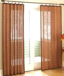 Curtains For Patio Door Door Curtains Door Panels Window Treatments Sliding