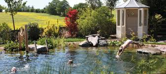 swimming ponds and natural swimming pools