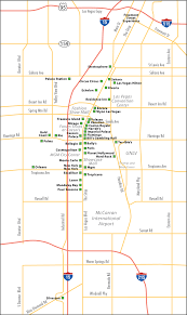 Monte Carlo Las Vegas Map by North Las Vegas Subway Map Travel Map Vacations