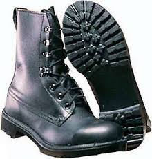 s army boots uk army assault boots army surplus black leather