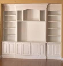 furniture u0026 accessories how to build u201cbuilt in u201d bookshelves diy
