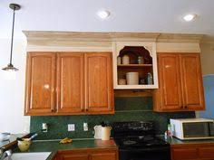 Dressing Up Kitchen Cabinets Project Making An Upper Wall Cabinet Taller Kitchen House