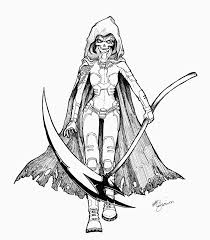 fear reaper madratbird deviantart