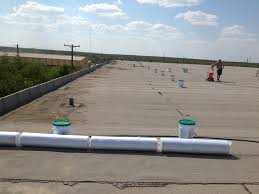 roofing membranes modified bitumen silicone coatings roofing