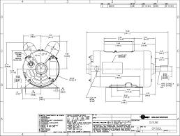 cp1502l ao smith 5 hp air compressor motor 230 vac 3600 rpm