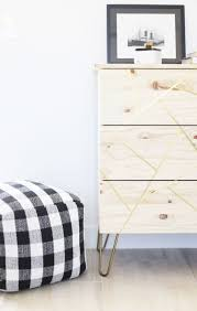 Kullen Nightstand by Mid Century Modern Ikea Hack Dresser U2014 Kristi Murphy Do It