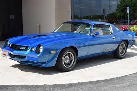 79 chevy camaro used 1979 chevrolet camaro z 28 4spd 50k original venice fl for
