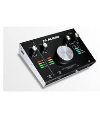 m audio m track 2x2m recording audio interface buy m audio m