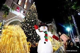 people celebrate christmas eve across world life u0026 culture news