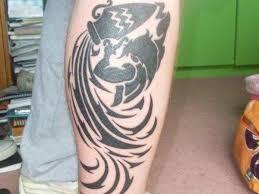 21 best aquarius tattoos for guys images on pinterest tattoo