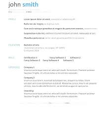 ms word format resume resume word format resume word unique free resume in word