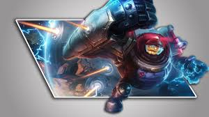 blitzcrank wallpaper hd