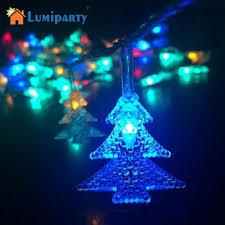 creative christmas tree lights lumiparty 10m 100 pcs creative christmas trees led light string