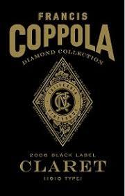francis coppola diamond collection grand wine and liquor francis ford coppola diamond collection claret