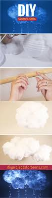 how to make a cloud light how to make a diy cloud light room ideas cloud and teen