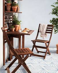 Small Patio Table And Chairs Best 25 Ikea Outdoor Ideas On Pinterest Ikea Patio Deck