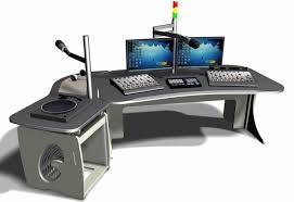 custom consoles introduces unveils editone radio desk the